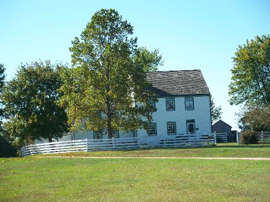 The Dr. Mudd House Museum