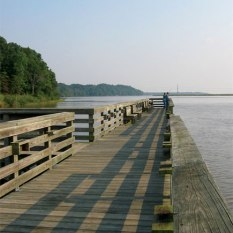 Fishing Pier at Kings Landing Park