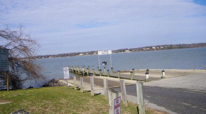 Marshall Hall Boat Ramp