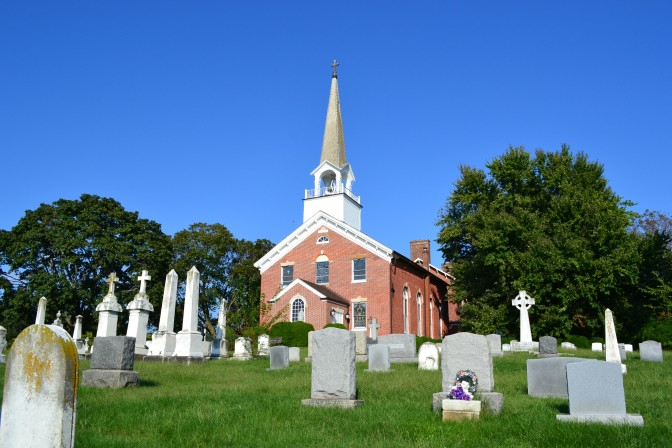 St. Ignatius Church, Cemetery and St. Thomas Manor House