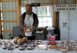 Bittersweet Fields specializes in fresh, home baked goods made with locally grown ingredients.