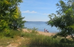 The beaches at Newtowne Neck State Park offer a quiet place to unwind.