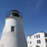 "The Piney Point Lighthouse is also known as ""The Lighthouse of Presidents"""