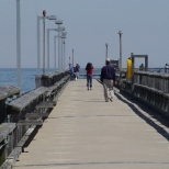 Fishing Pier at Point Lookout State Park