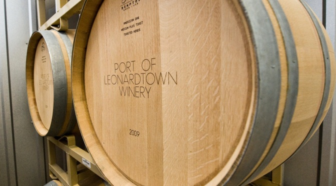 Port of Leonardtown Winery