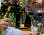 Port of Leonardtown Winery's outdoor patio is a perfect place to enjoy that just purchased bottle of wine.