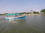 Visitors to the St. Clement's Island Museum can take a water taxi to St. Clement's Island State Park where the State's colonial history began.