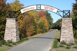 The Indian Head Rail Trail is a unique opportunity to enjoy some of Southern Maryland's most undeveloped natural areas.