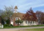 St. Francis Xavier Church was built in 1731.