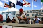 The Annual St. Mary's County Oyster Festival is home to the U.S. National Oyster Shucking Championships