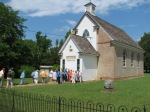 A visit to St. Ignatius, St. Inigoes is often part of Catholic bus tours of heritage sites in Maryland.