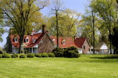 Sotterley Plantation is the only 18th century tidewater plantation in the state that is open to the public.
